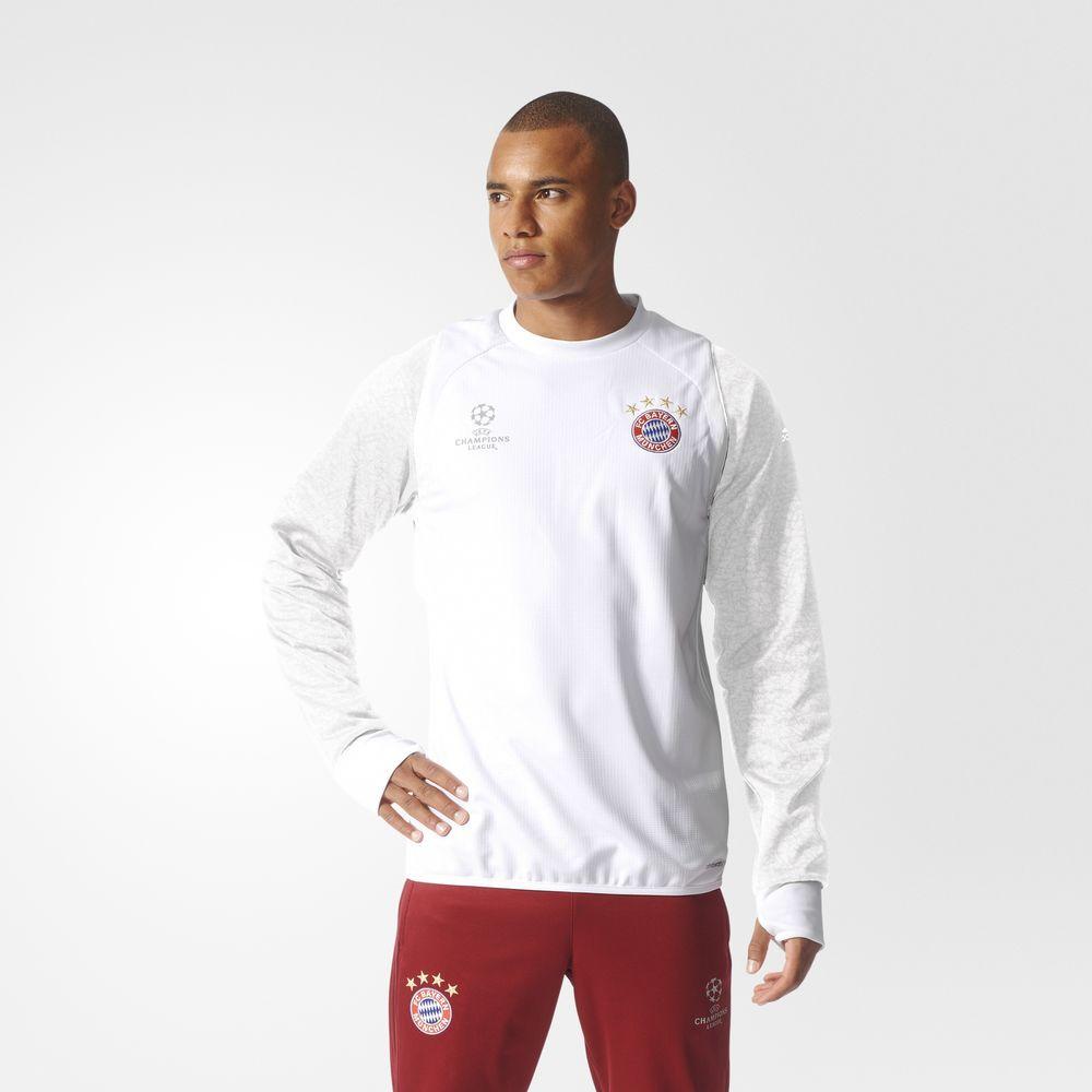 171b16efea Adidas Pulóver Eladó   Adidas Fc Bayern MüNchen Ucl Felső Futball ...