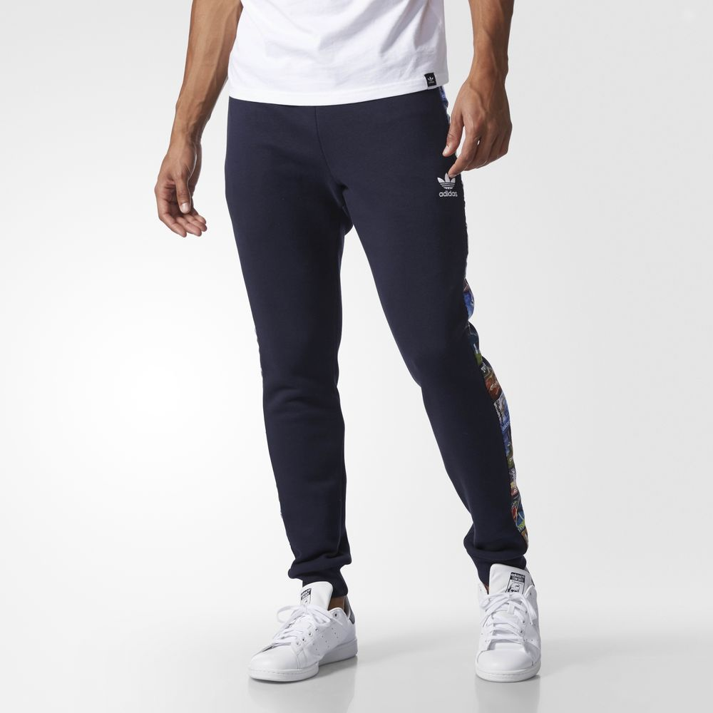 9c03d2232129 Adidas Nadrág Olcsón   Adidas Originals Back To School Sweat Férfi ...