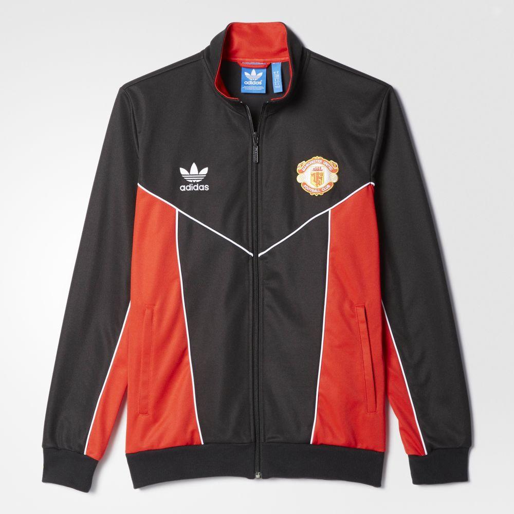 9d11e3d035 Adidas Dzseki Webshop   Adidas Originals Manchester United Fc Track ...
