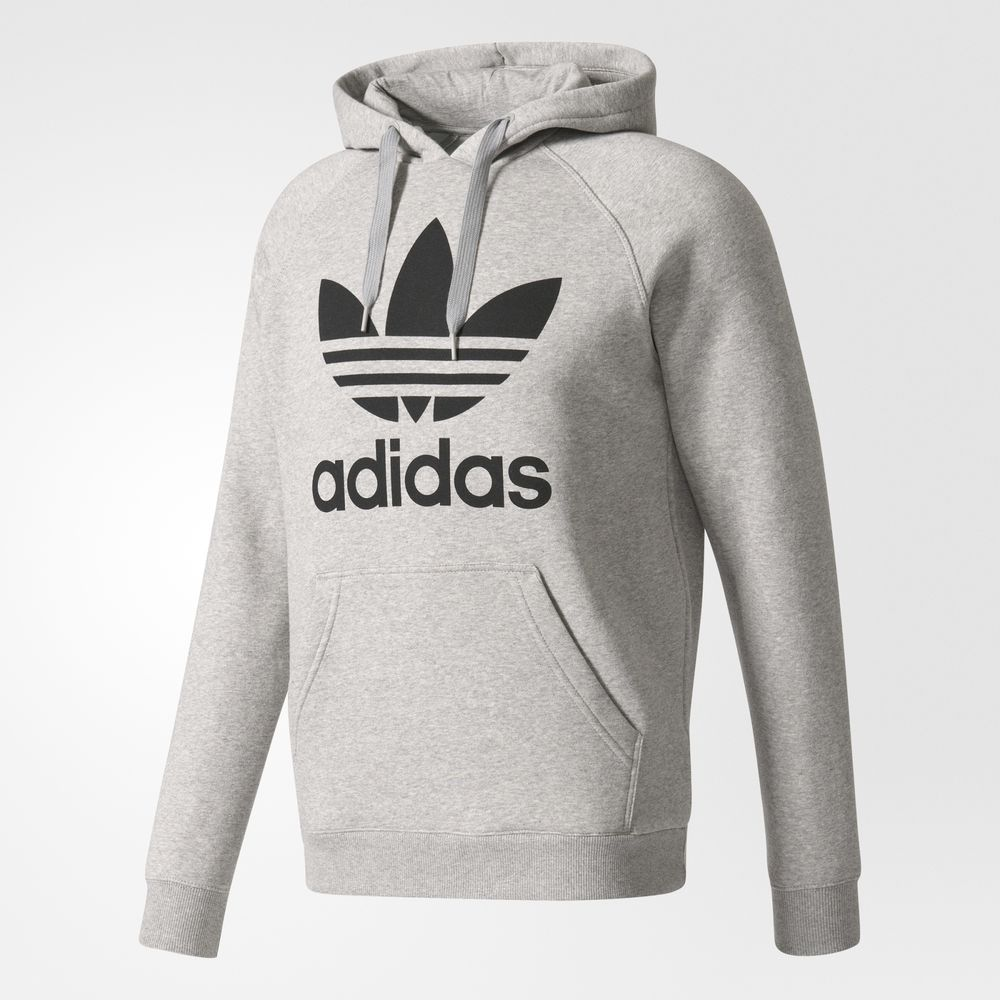 387aaba5cf Adidas Kapucnis Pulóver Akció | Adidas Originals Originals Trefoil ...