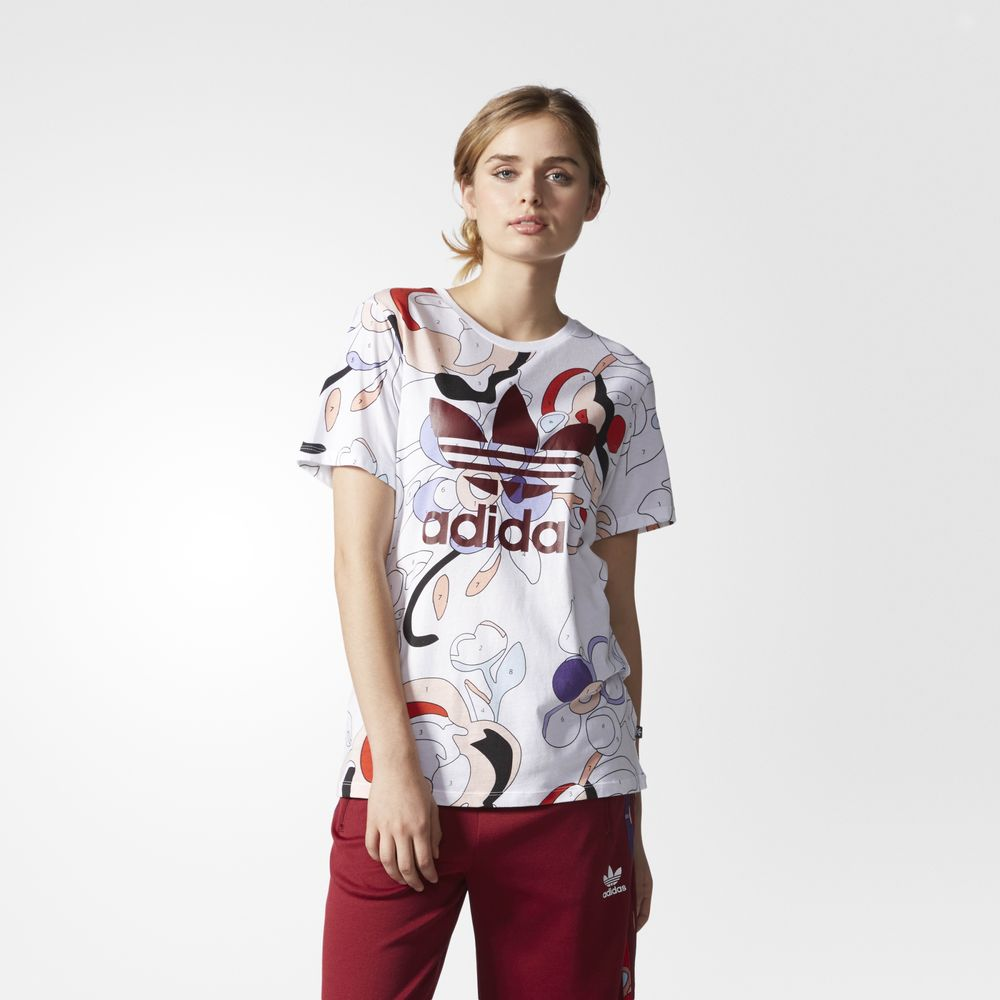 448e511e4d63 Adidas Póló Webshop | Adidas Originals Rita Ora Női Póló