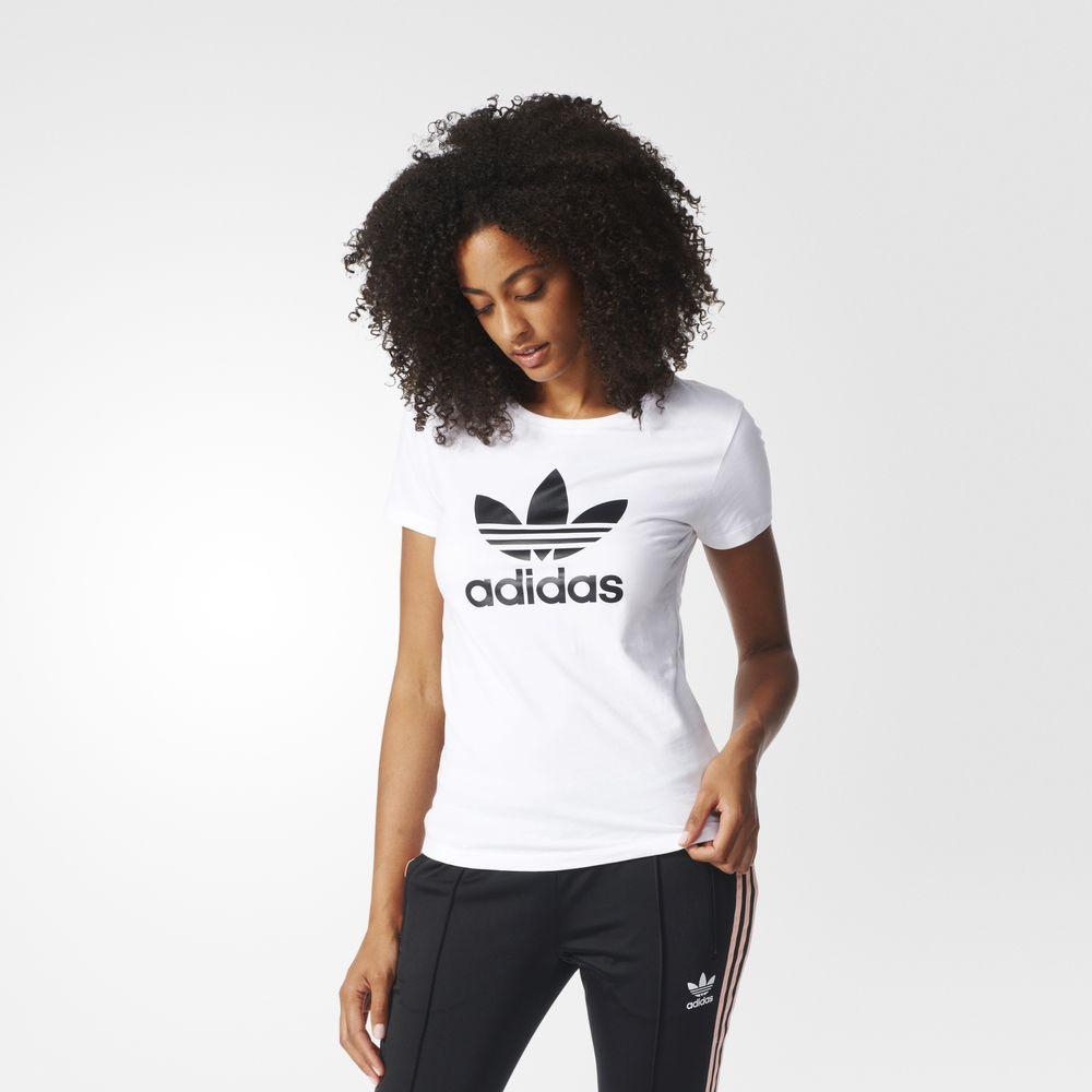 ebabac004e Adidas Póló Ár | Adidas Originals Trefoil Női Póló