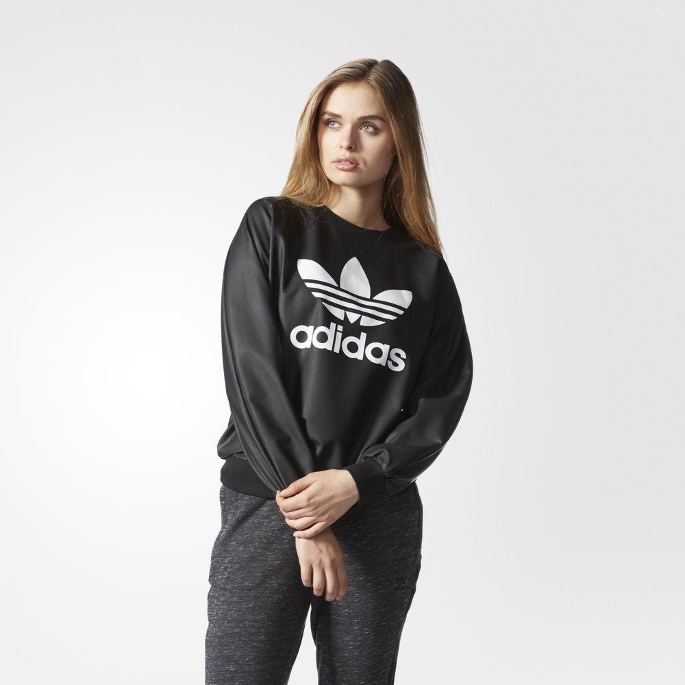 3169128dac2f Adidas Pulóver Online Rendelés | Adidas Originals Trefoil Női Pulóver