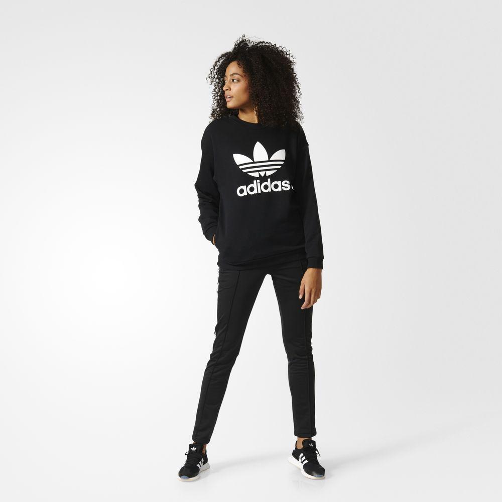 611df783e6c6 Adidas Pulóver Webáruház | Adidas Originals Trefoil Női Pulóver