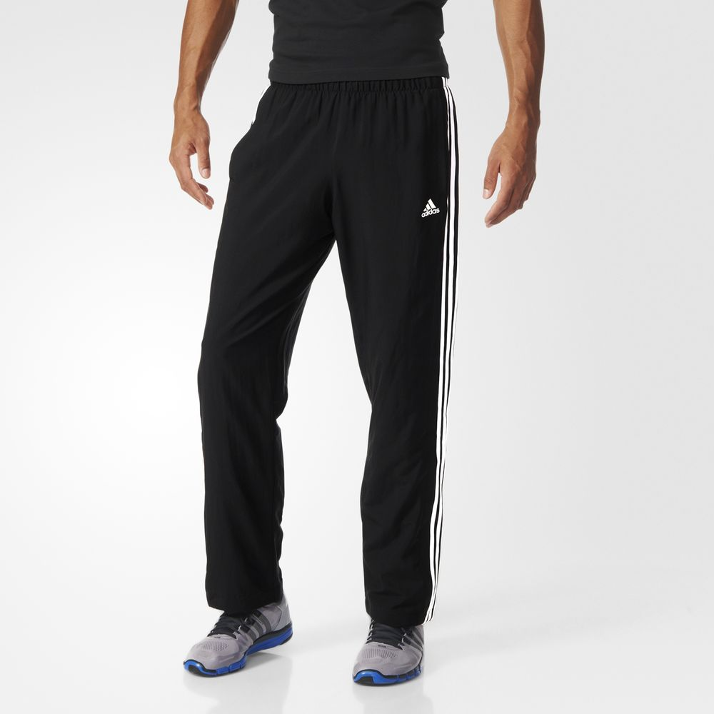new images of reasonable price fashion style Adidas Nadrág Akció | Adidas Sport Essentials 3 Csíkos ...